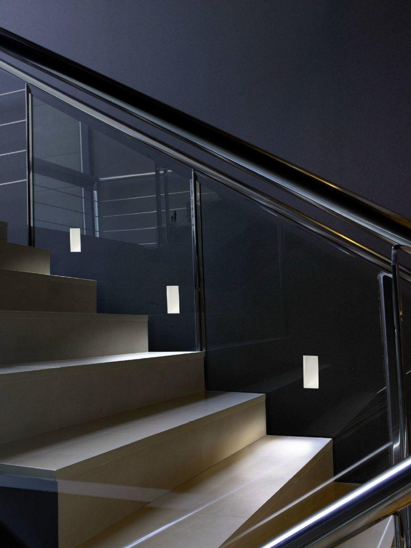 Innovalight 68mm 1w Ip44 110 Volt Led Step Light Led Stair Light ...