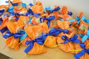 Dulceros De Goku Para Fiestas Dragon Birthday Goku Birthday Dragon Party