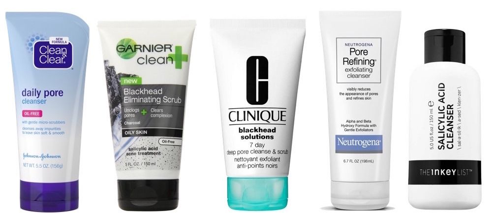 Best Cleansers For Large Clogged Pores And Oily Skin Oily Skin Remedy Large Pores Moisturizer For Oily Skin