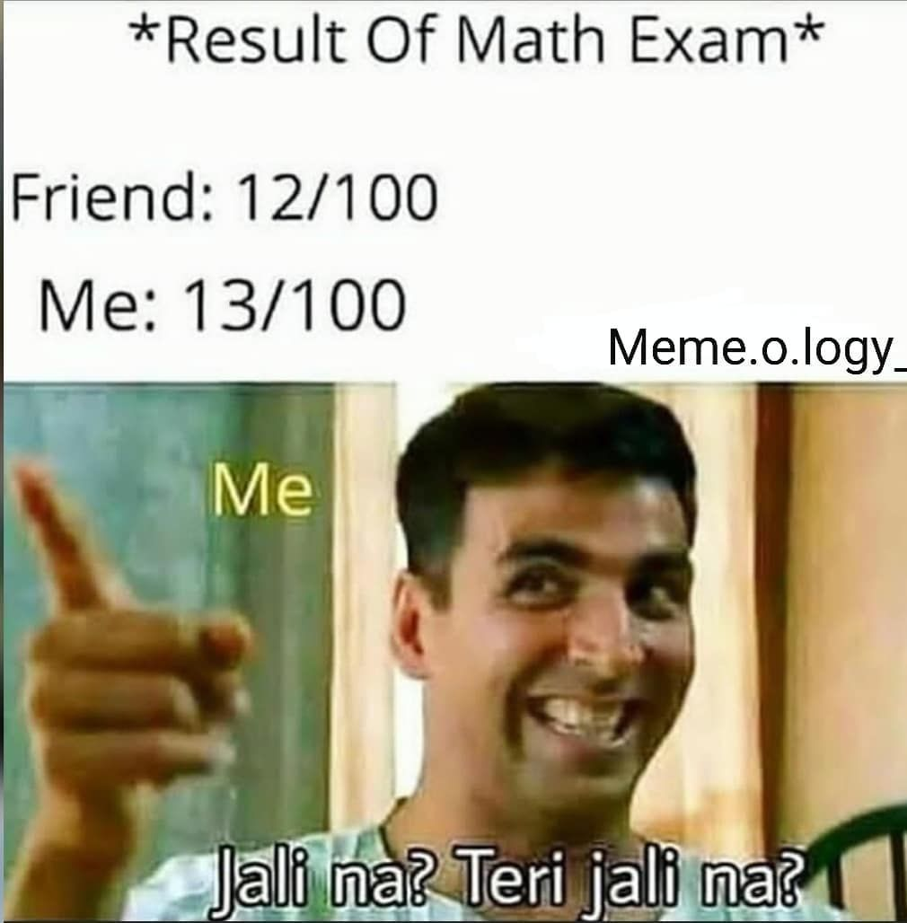 Pin By Bethany Asf On Memes Toh Bante Hai Yaar Exam Quotes Funny Friendship Quotes Funny Really Funny Memes