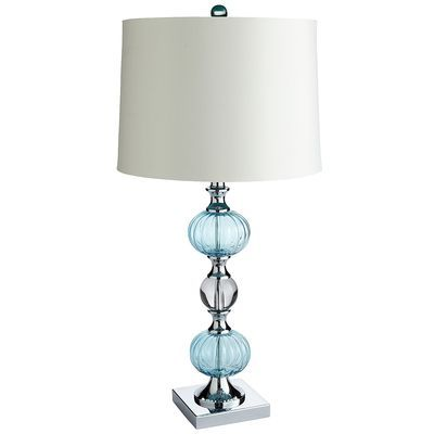 Aqua bubble table lamp http www pier1 com aqua