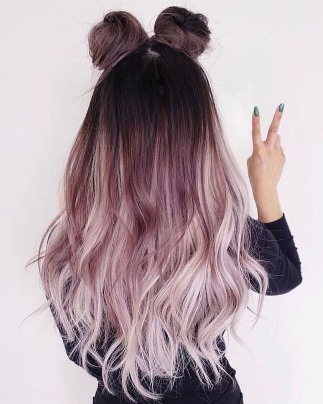 15 Amazing Dark Ombre Hair Color Ideas To Make You Look Trendy Fashions Nowadays Hair Styles Ombre Hair Color Long Hair Styles