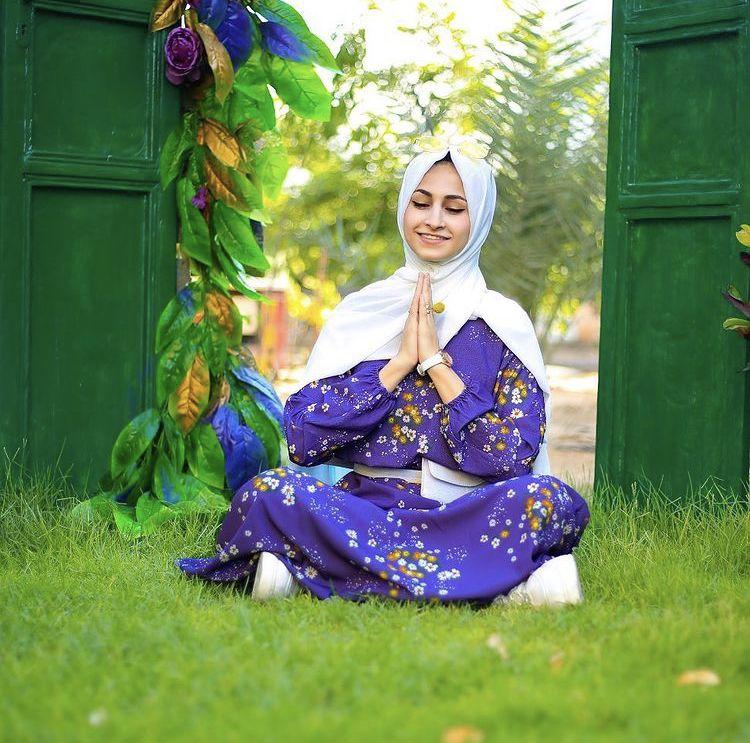 شو اكتر شي بتركزوا عليه باللبس انا الشال والشوز Fashion Hijab