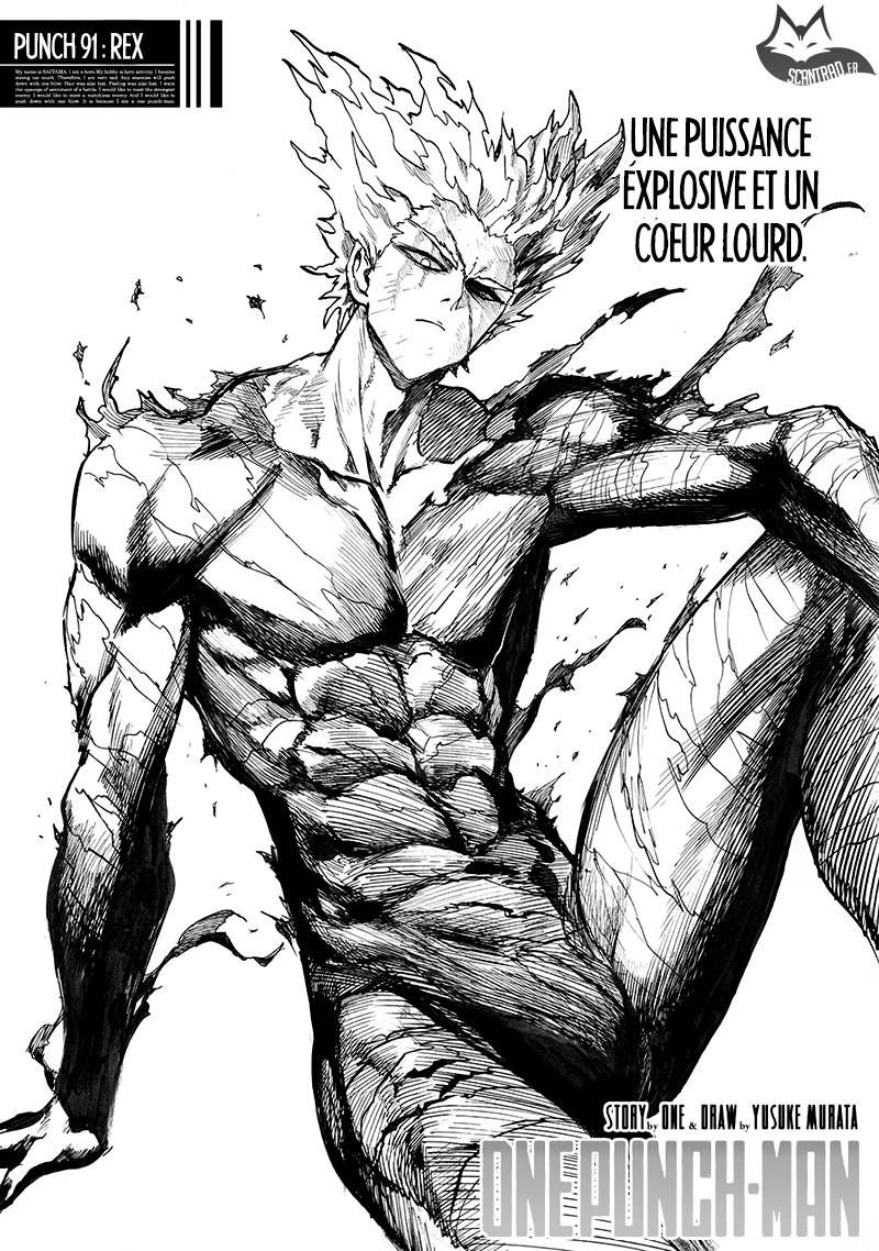 Scan One Punch Man : punch, Punch