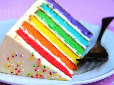 Rainbow Cake Aneka video cara membuat resep rainbow cake kukus ncc