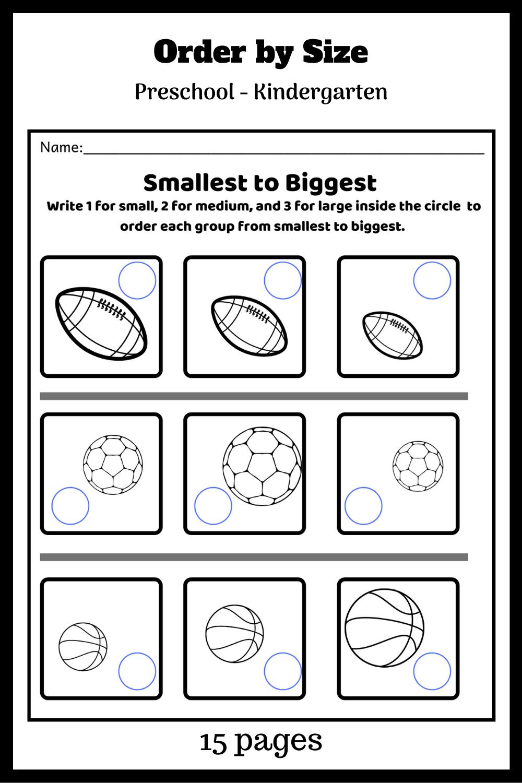 Homeschool Preschool Math Worksheet Homeschool Preschool Math Preschool Math Worksheets Descriptive Writing [ 1500 x 1000 Pixel ]