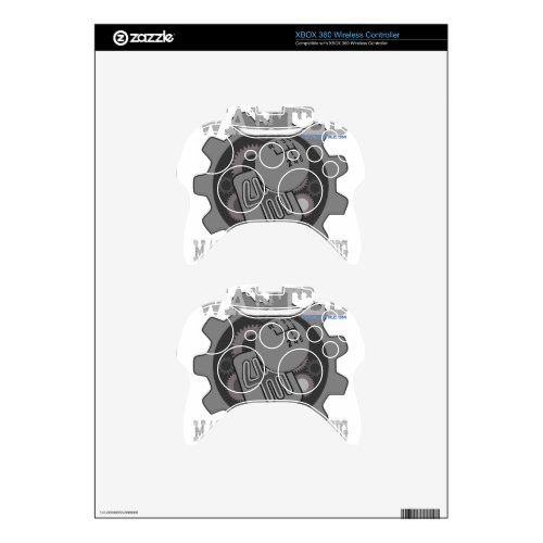 wanted manual or nothing(gearbox) xbox 360 controller