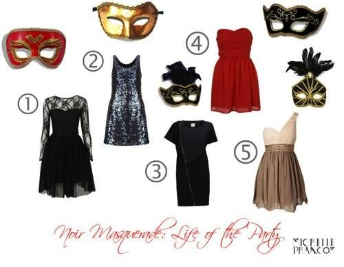 Simple Mascaraed Ball Costume | Costume | Pinterest | Masquerades Halloween Costumes And Costumes