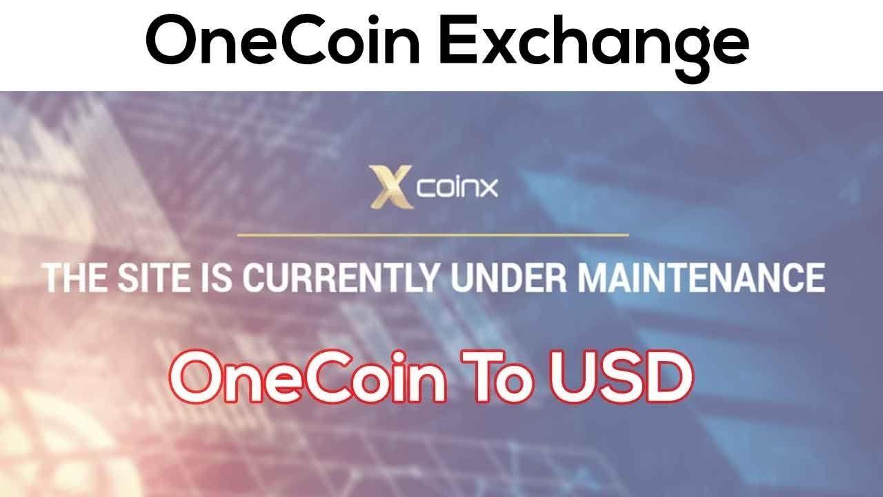 Onecoin Exchange Xcoinx Onecoin To Usd 2018 Urdu Hindi Technology