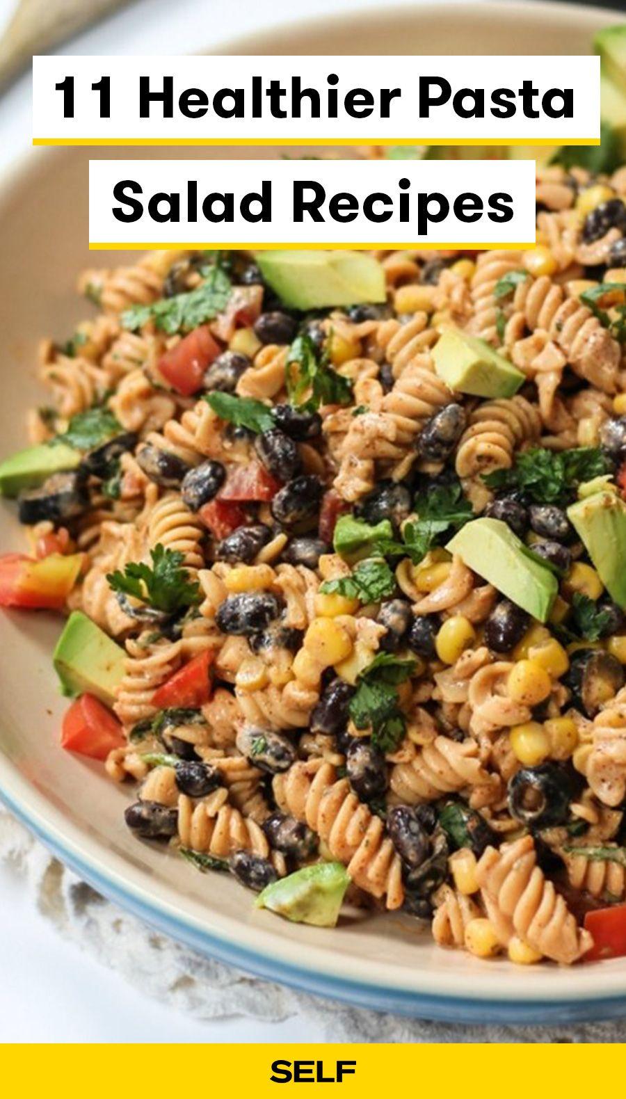 pics 11 Healthy Pasta Recipes