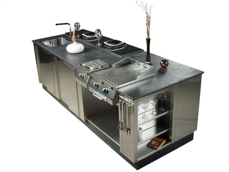 Cucina da esterno KitChen_Q - BIANCHI | C^s^ | Pinterest ...