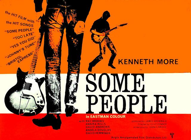 Some People movie poster (1962) (With images) | 1960s movie ...