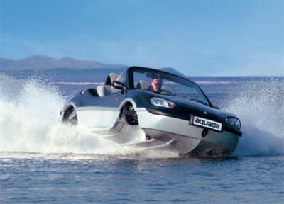 Aqua Cars are awesome.