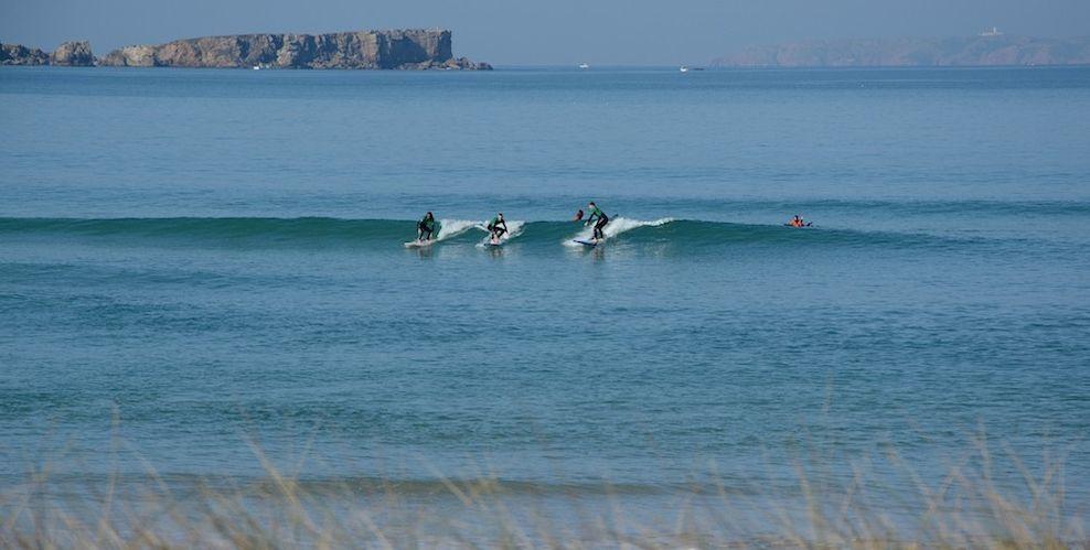 Baleal Surf Camp Peniche Portugal Surfing Pinterest - Portugal map baleal