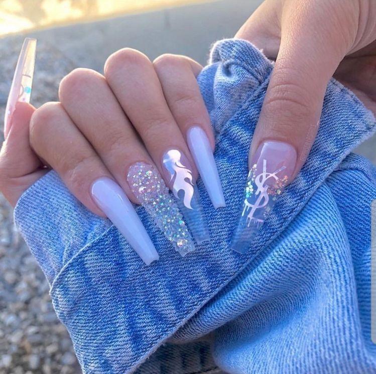 42 Mejores diseños de uñas en tendencia 💅🏻 ¿Quieres unas ...