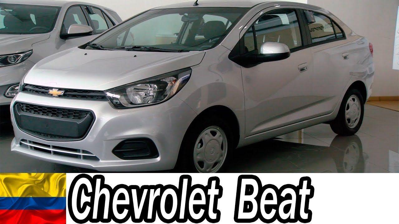 Chevrolet Beat 2019 El Spark Gt Con Baul Colombia Youtucars