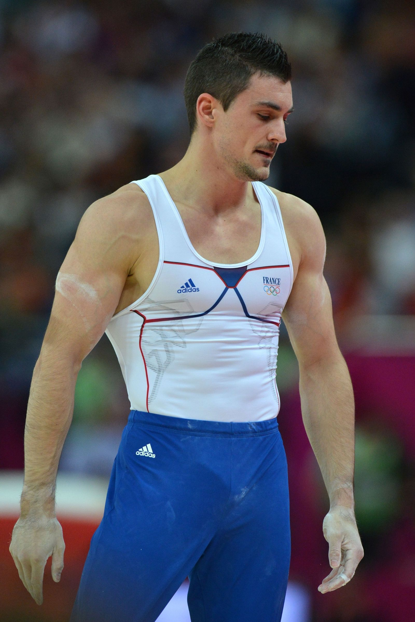 36 Of The Greatest Summer Olympic Bulges Male Gymnast Summer Olympics Olympics