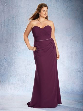 Style 7357l All Bridesmaid Dresses Alfred Angelo