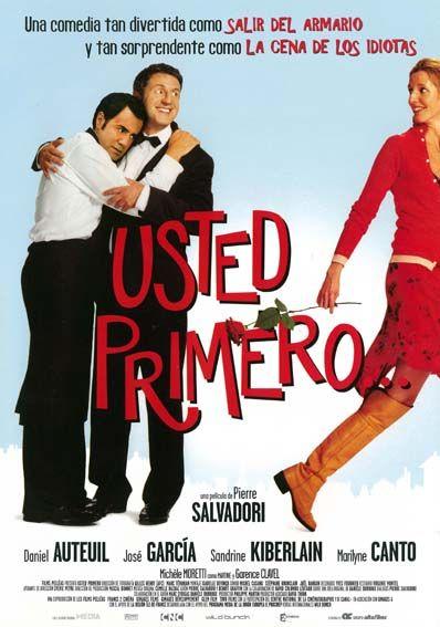Usted Primero 2003 Tt0344604 Comedia Cine Primeros