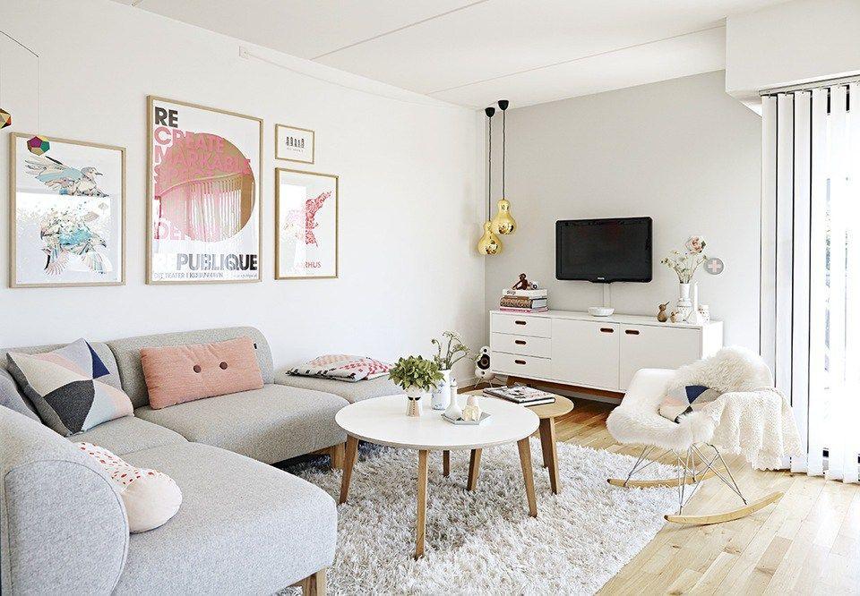 Una casa de nueva construcci n con mucha personalidad playa pinterest hogar decoracion - Pisos nueva construccion getafe ...