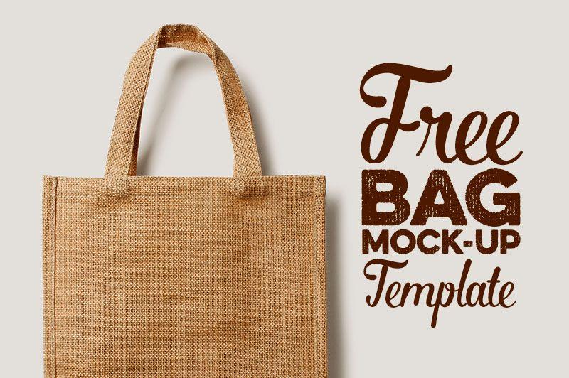Download Eco Bag Presentation Free Mock Up Eco Bag Bags Bag Mockup