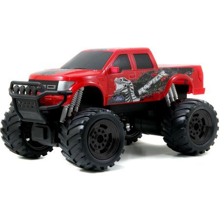 Jada Toys HyperChargers 1:16 Just Trucks Remote Control, 2014 Ford F