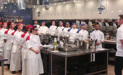 hells kitchen season 15 contestants - Hells Kitchen Contestants