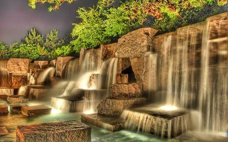 3d Waterfalls Desktop Nexus Wallpapers Waterfall Wallpaper Water Live Wallpaper Nature Desktop Wallpaper