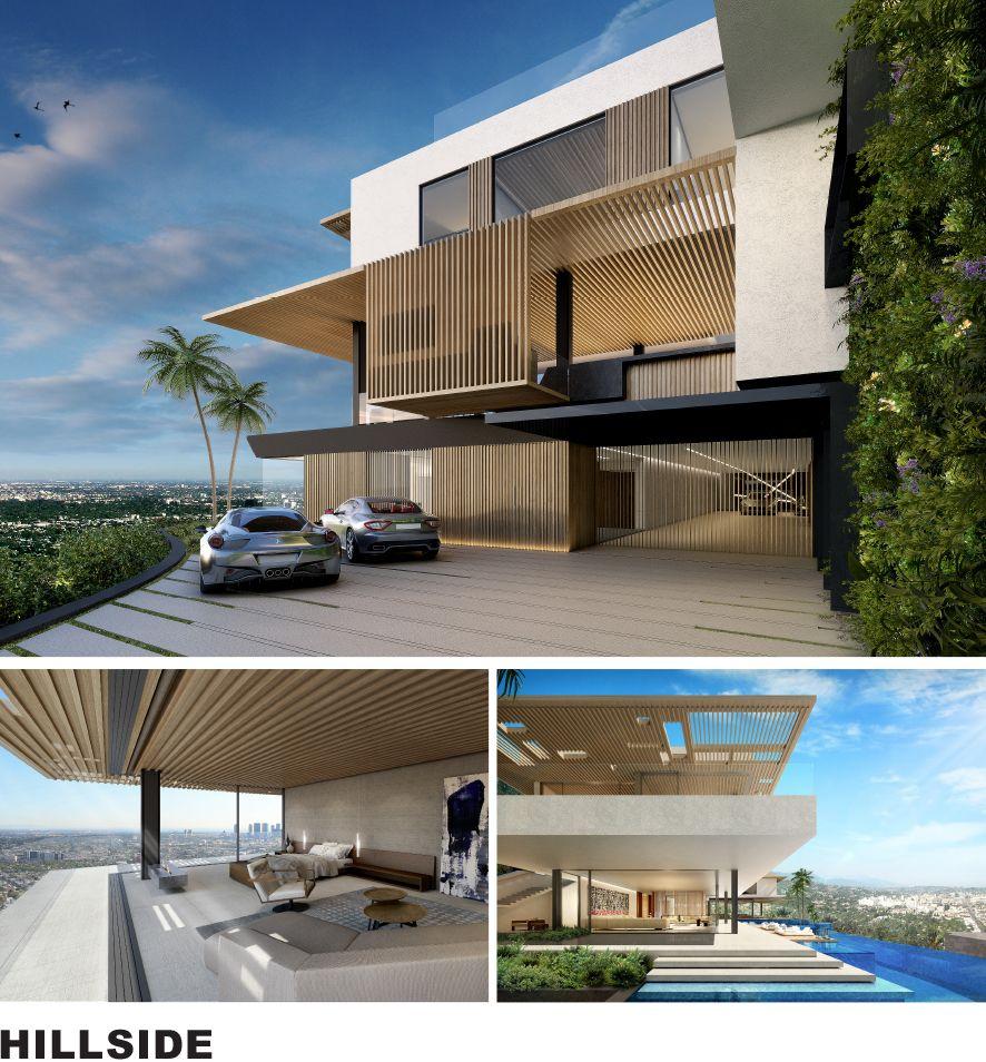 SAOTA News House styles, Modern, Mansions