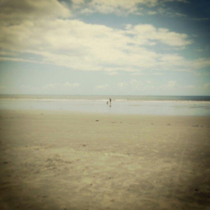areia e agua