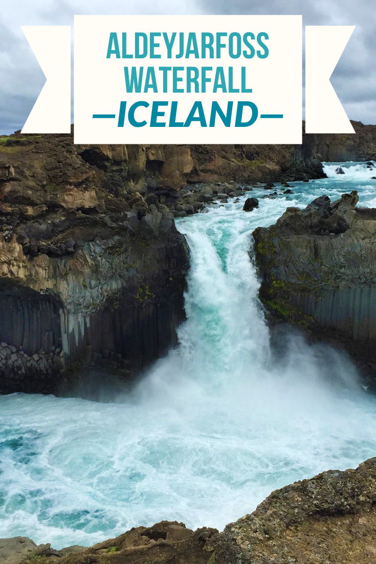 Aldeyjarfoss is one of the most beautiful waterfalls you can ever see in Iceland. Read to know all about it. #iceland #icelandtravel #icelandtrip #icelandtraveltips #travel #traveltips #travelinspo #waterfalls #waterfall