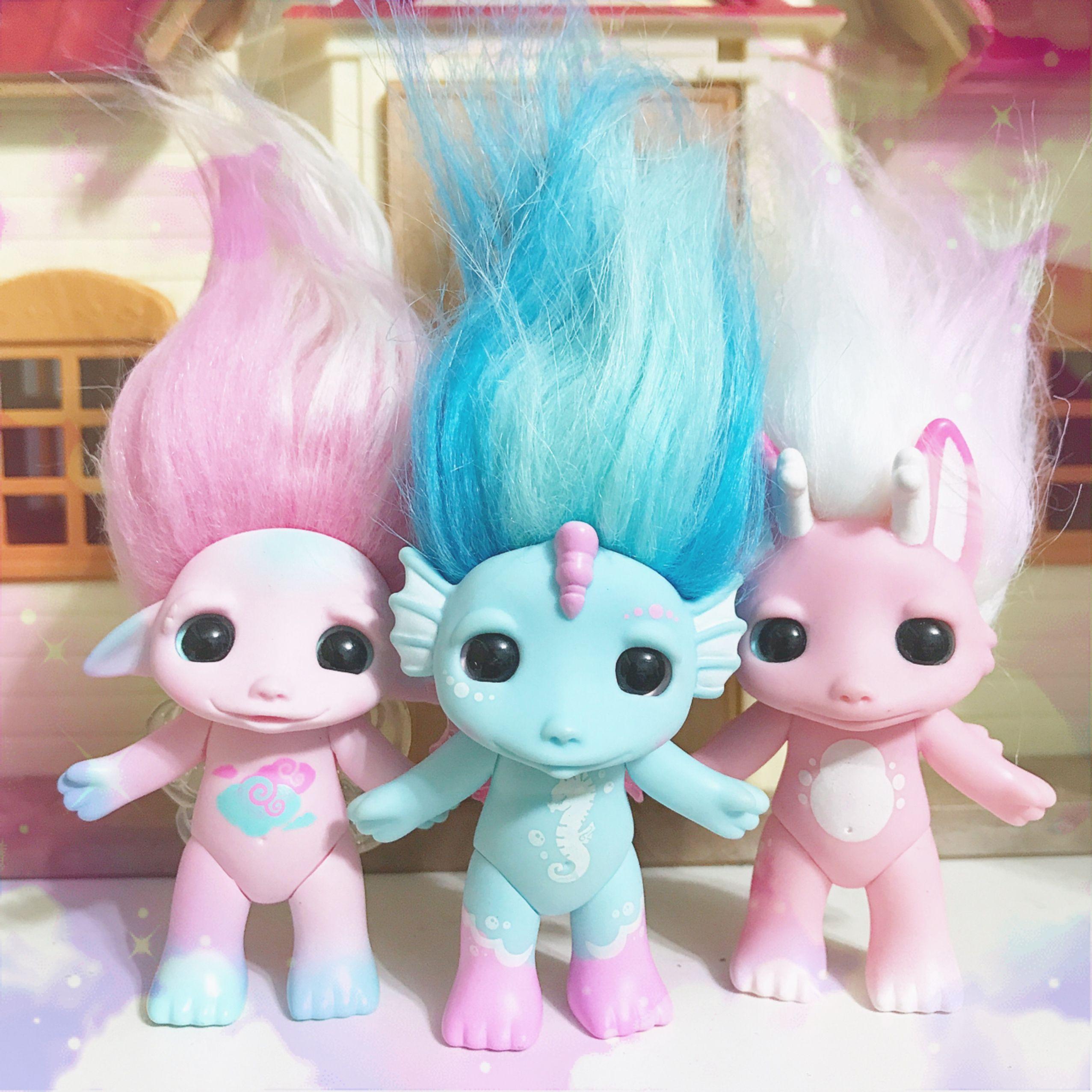 Kawaii Cute Toy Toys Zelf The Zelfs Zelfos Pastel Pastels