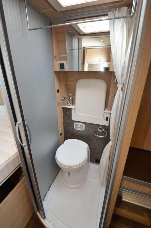 Sprinter Van Bathroom Kit: Camper Bathroom, Van