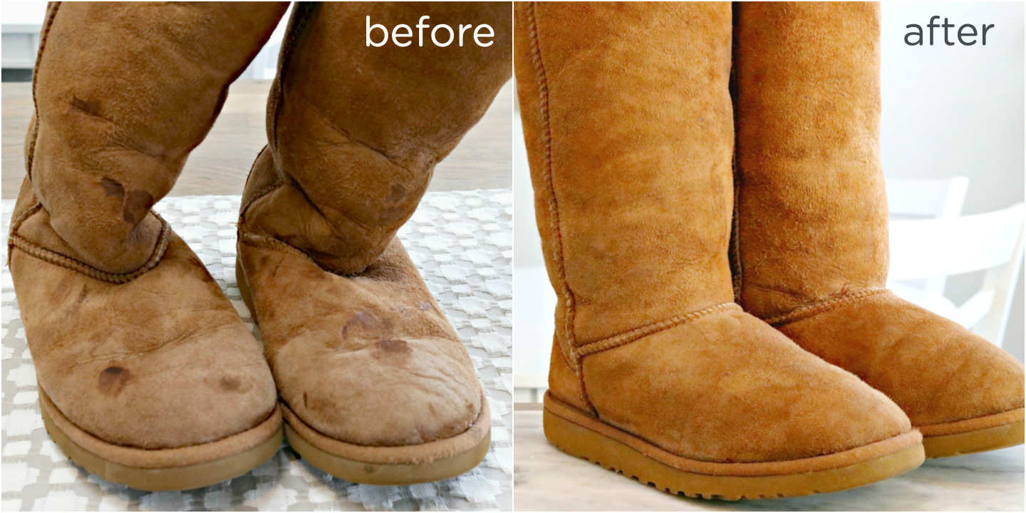 Easy Way To Clean Sheepskin Boots Cleaning Ugg Boots Ugg Boots Ugg Boots Outfit