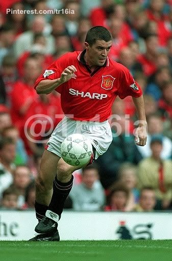 Most Nice Manchester United Wallpapers Plays Roy Keane, Manchester United, 1994-95 season.