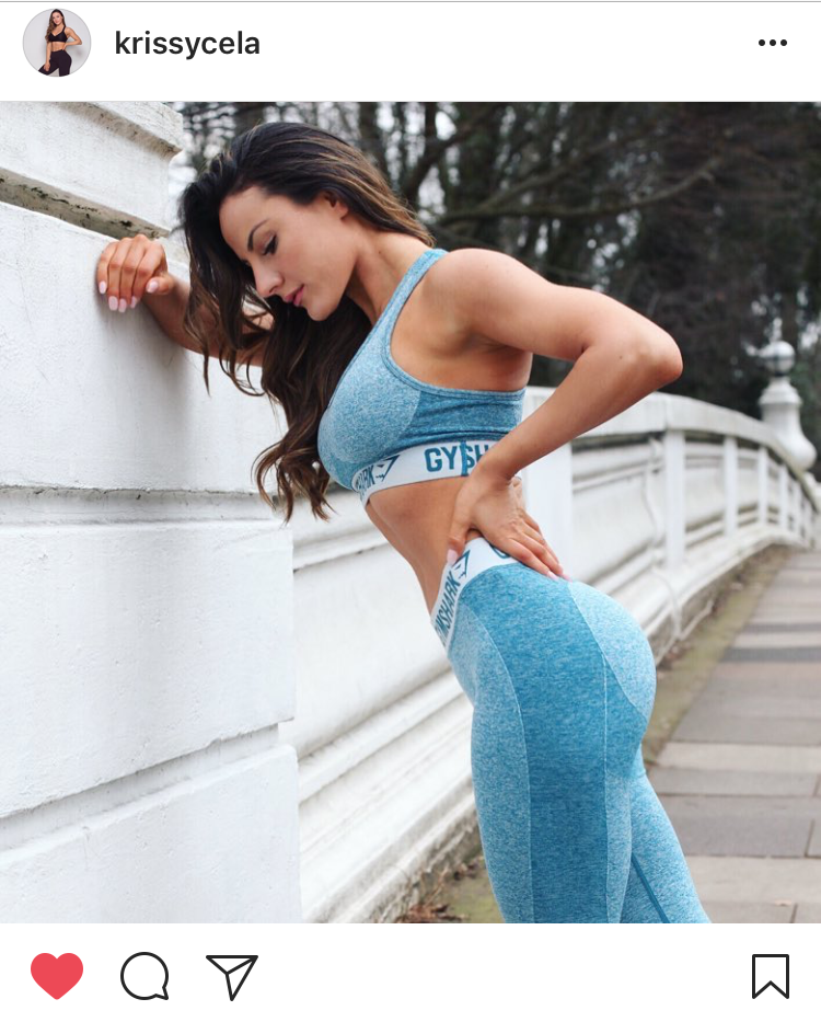 42 Female Fitness Instagram Accounts To Get You Motivated Krissycela Female Fitness Instagram Fitness Instagram Accounts Fitness Instagram