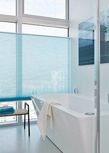 Duette shades van Luxaflex | Interieur | Pinterest - Badkamer ...