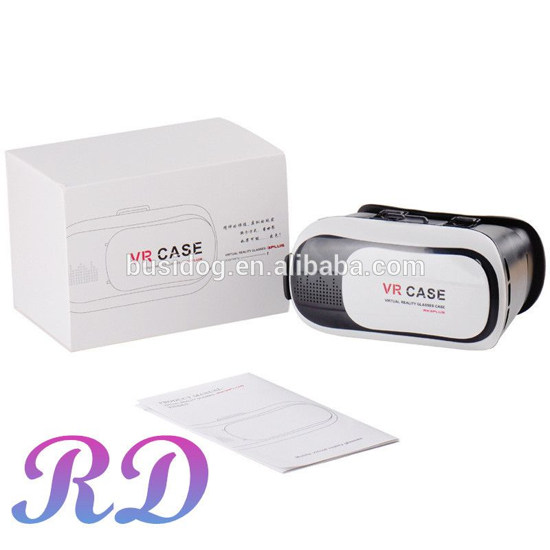Small MOQ OEM Lion eye virtual reality headset 3d VR glasses for smartphones #A_Lion, #Eyes