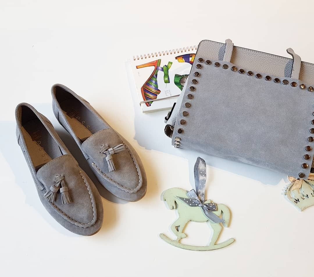 Jedna Z Naszych Ulubionych Marek Nessi Nessishoes Mokasyny Shoes Greyleather Thebestquality Bestshoes Handbag Leat Shoes Espadrilles Chanel Espadrille