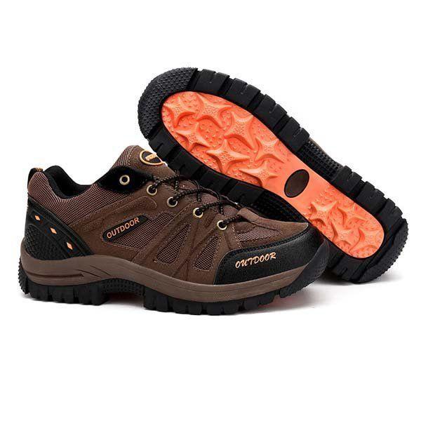 Hommes De Grande Taille Chaussures De Randonnée En Plein Air gHqrAE18