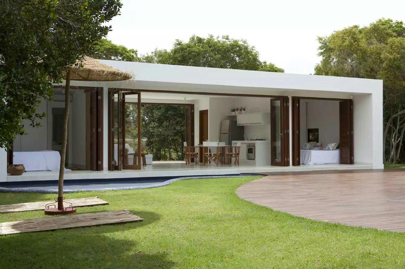 Pin de edwin mazo en arquitectura casas modernas for Casas de campo modernas con piscina