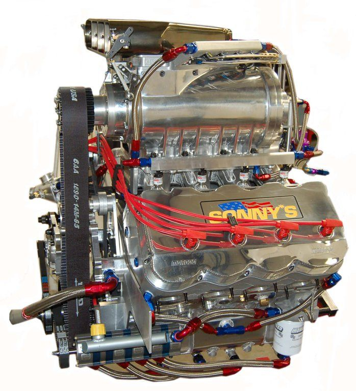 SAR 711 Extreme Marine Engine - Sonny's Racing Engines
