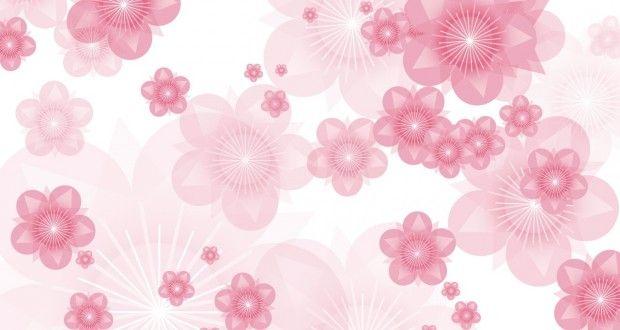 Wallpaper Pink Floral Tumblr