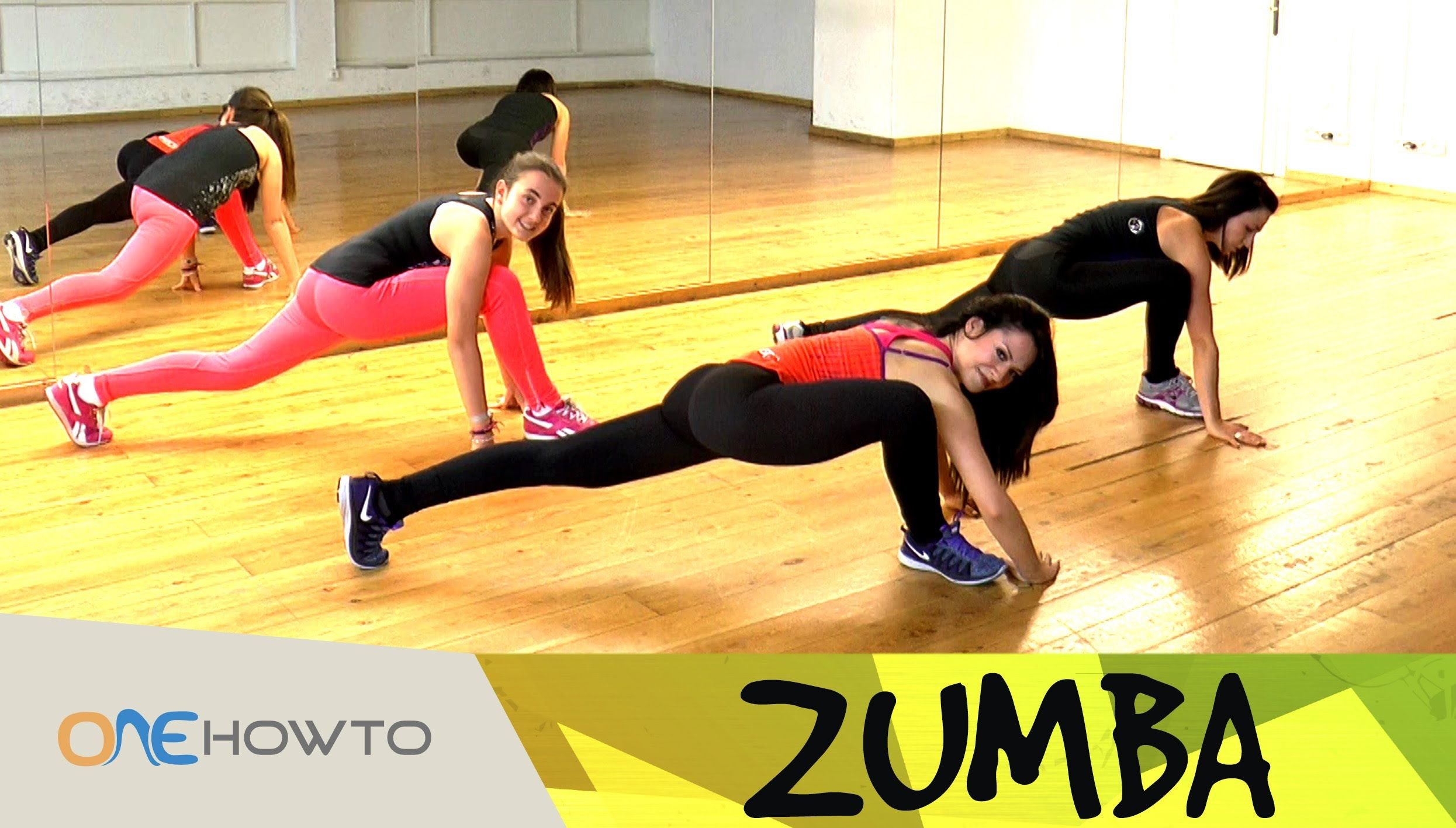 Today on oneHOWTO zumba channel we're going to show you a ...
