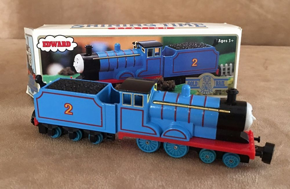 Details About Edward Ertl Thomas Shining Time Station