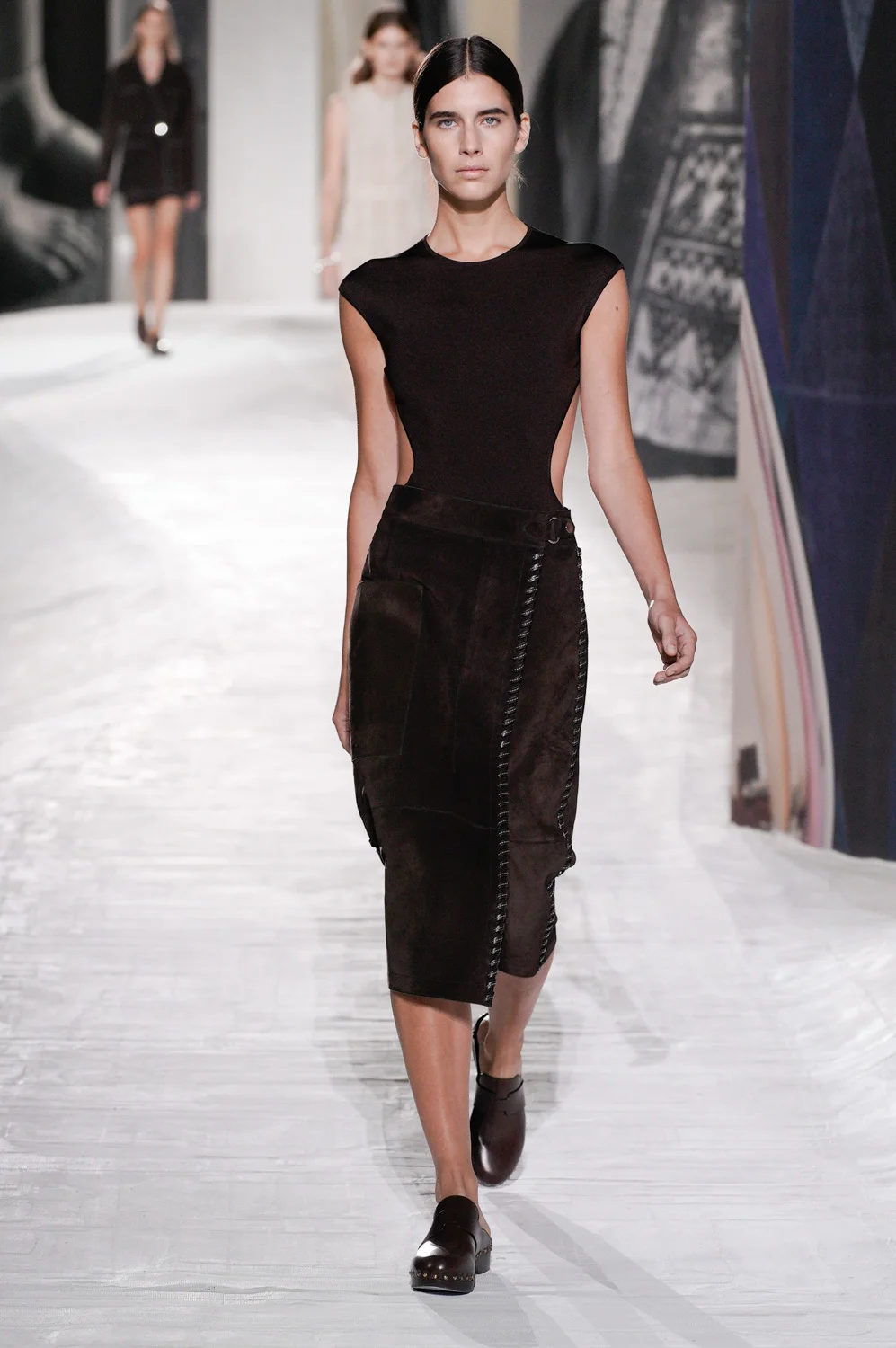 Hermès Spring 8 Ready-to-Wear Collection - Vogue  Ready to