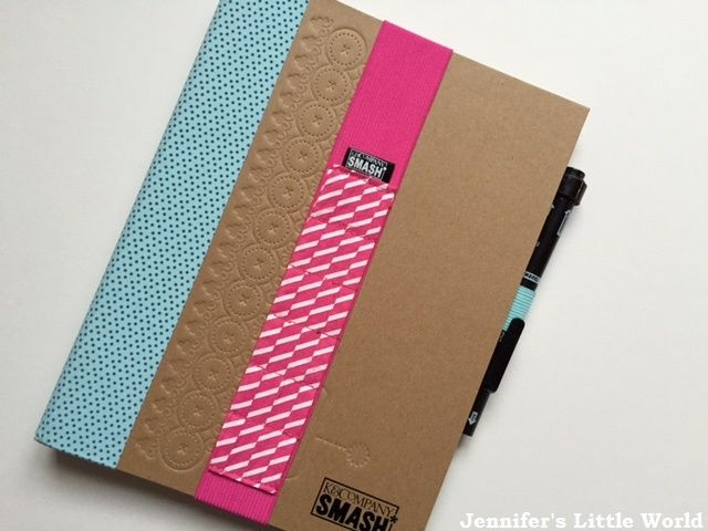 Jennifer's Little World blog - Parenting, craft and travel: My first Smash Book
