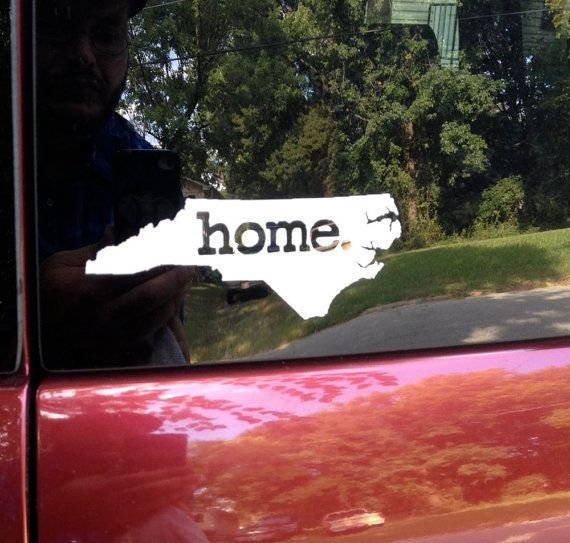 Vinyl car decal by bodhicitta on etsy