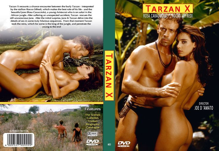 Tarzan Shame Of Jane