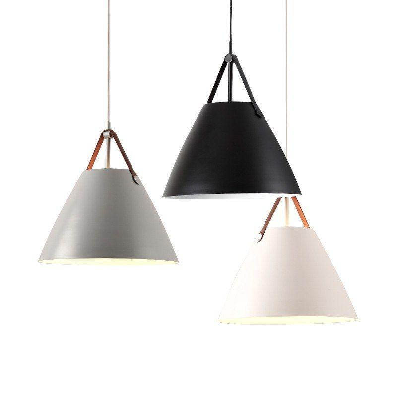 95 13 lampe a suspension led nordique